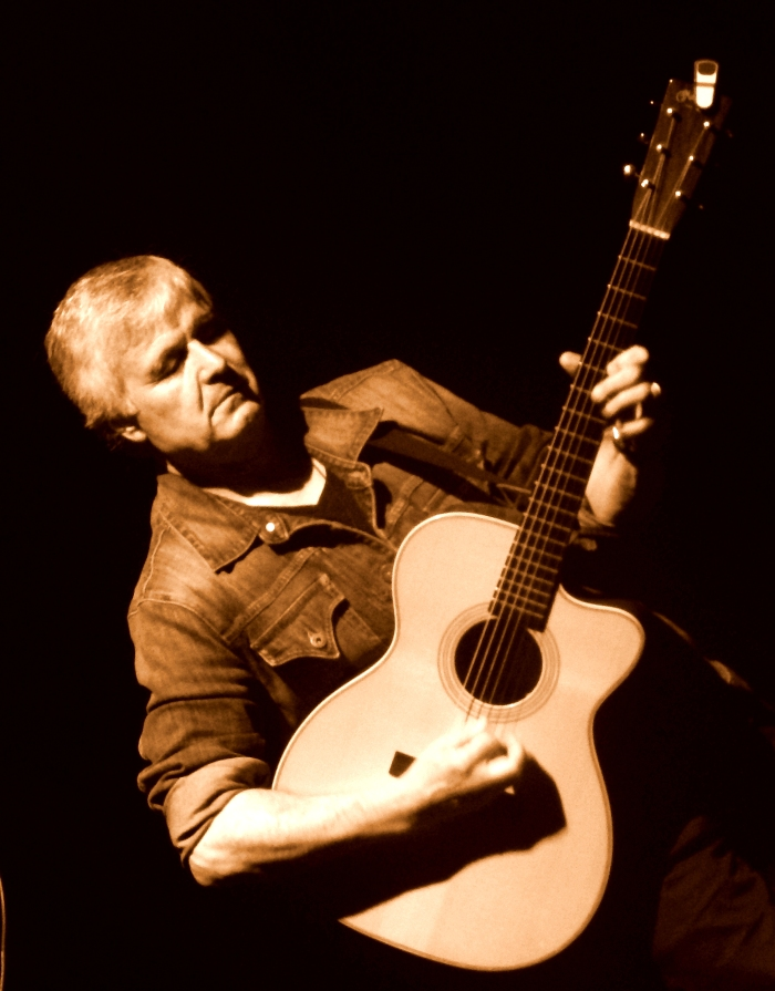 Laurence Juber;   SJF Communications 2014