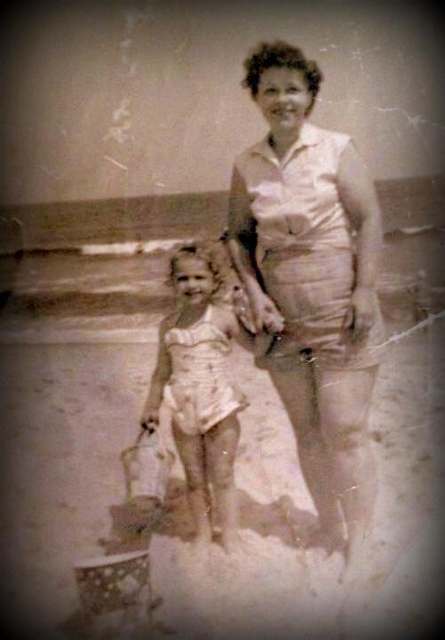 Grandma Ann and Susan