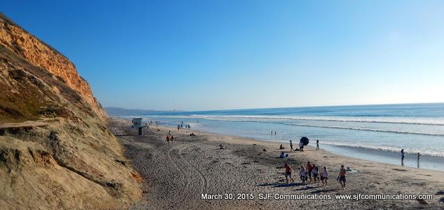 Torrey Pines State Beach 3.30.15