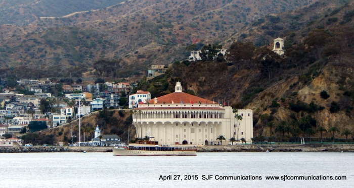 The Famous Catalina Island Casino