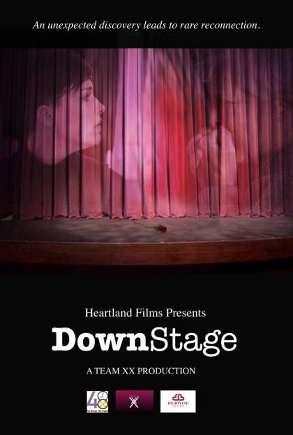 "Team XX Poster for ""Down Stage"""