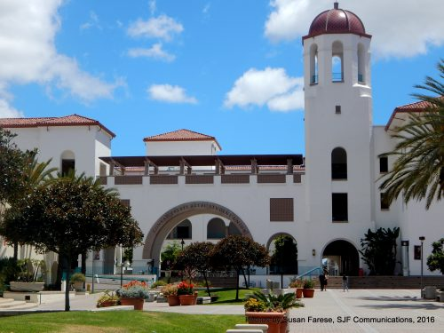 Conrad Prebys Student Union at SDSU
